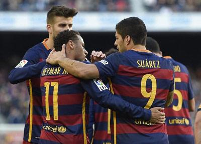 Barca 4-0 Sociedad