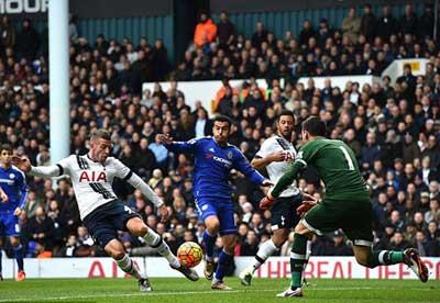 Tottenham 0-0 Chelsea