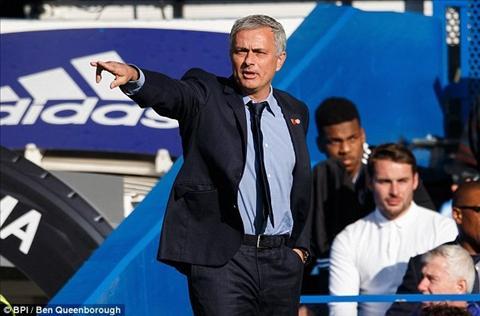Chelsea vs Dynamo Kiev HLV Jose Mourinho noi gi hinh anh