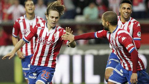 Top 5 pha lam ban dep nhat vong 10 La Liga 20152016 hinh anh