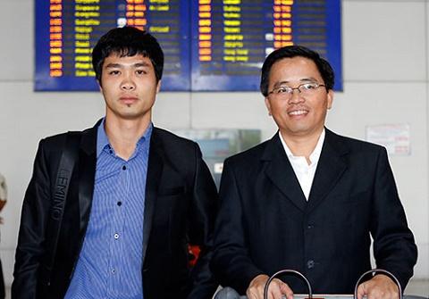 Cong Phuong va ong Nguyen Tan Anh hoan tat chuyen thi sat tai Nhat Ban