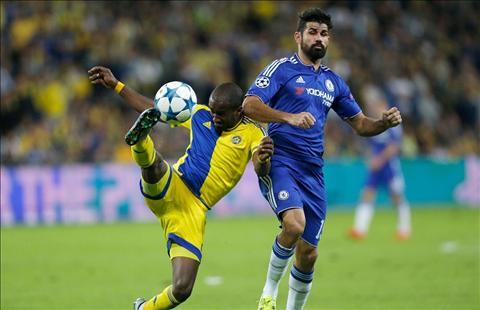 Cau chuyen ve mau thuan HLV Mourinho vs tien dao Diego Costa Chelsea hinh anh