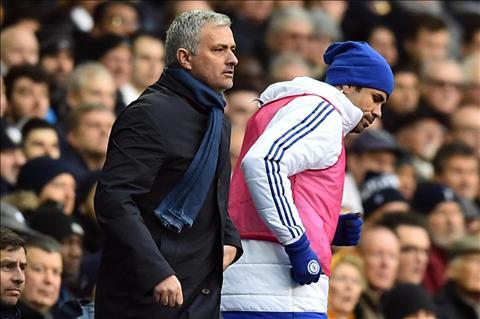 HLV Mourinho khong nen dung so 9 ao tren hang cong Chelsea hinh anh