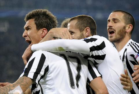 Palermo 0-3 Juventus: Poker chien thang