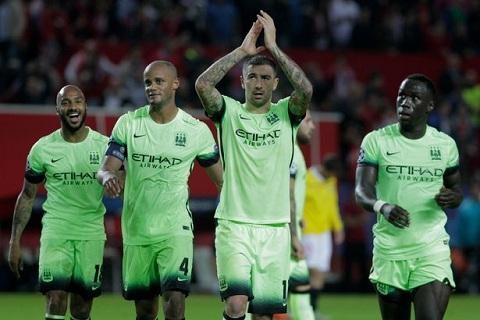 Du am Sevilla 1-3 Man City The Citizens da het… ngay tho hinh anh 2