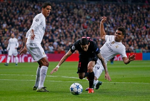 Tien ve Casemiro Makelele moi cua Real Madrid hinh anh