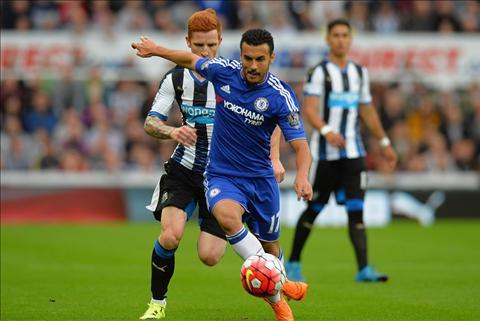 Truoc tran Chelsea vs Dynamo Kiev, Branislav Ivanovic va Pedro tro lai hinh anh