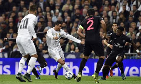 Video clip ban thang Real Madrid 1-0 PSG (Bang A Champions League 201516) hinh anh