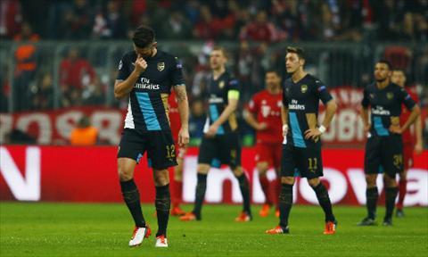 Cac cau thu Arsenal nen o nha xem tivi, da dam Champions League noi gi hinh anh