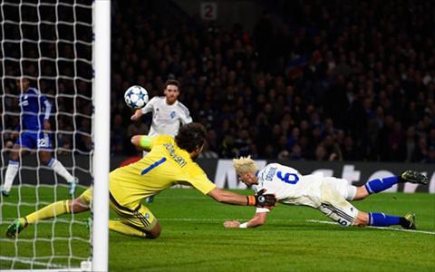 Video clip ban thang Chelsea 2-1 Dynamo Kyiv (Vong Bang Champions League 201516) hinh anh
