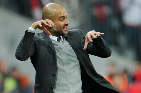 HLV Pep Guardiola noi gi truoc tin don muon toi MU hinh anh 2