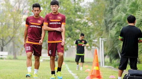 HLV Miura trieu tap Xuan Truong vao U23 Viet Nam du VCK U23 chau A hinh anh