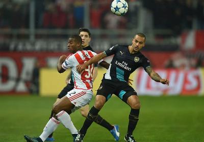Olympiakos 0-3 Arsenal