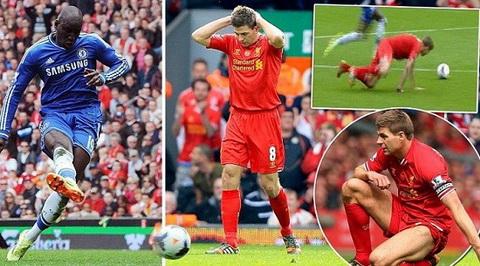 Cau chuyen ve su nghiep tien ve huyen thoai Steven Gerrard Liverpool hinh anh 4