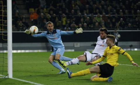 Video clip ban thang Dortmund 0-1 PAOK (Europa League 20152016) hinh anh