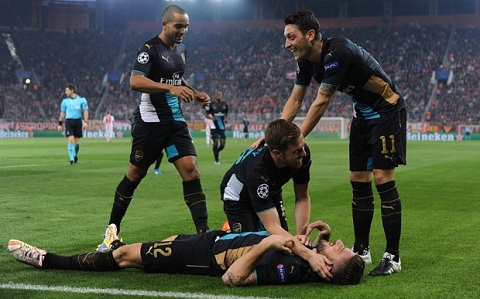 Aston Villa vs Arsenal (20h30 ngay 1312) Khep lai mot tuan dep nhu mo hinh anh