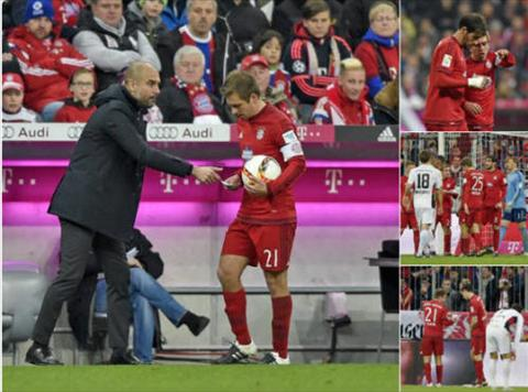 Pep Guardiola trao bi kip cho hoc tro ngay tren san hinh anh