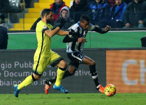 Video clip ban thang Udinese 0-4 Inter Milan (Vong 16 Serie A 20152016) hinh anh