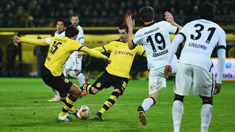 Video clip ban thang Dortmund 4-1 Frankfurt (Vong 16 Bundesliga 201516) hinh anh