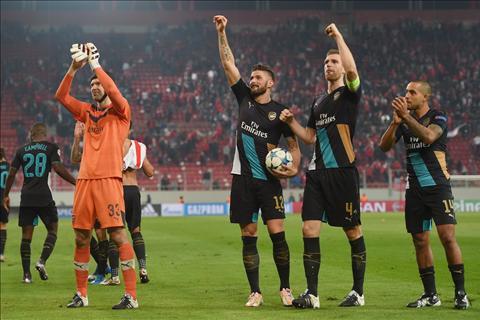 Kha nang Arsenal vo dich Premier League 201516 la rat cao hinh anh
