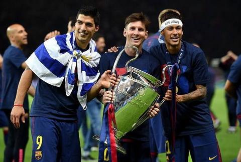 Nha cai tin Barca se hoa giai thanh cong loi nguyen Champions League hinh anh