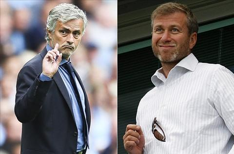 Abramovich Mourinho