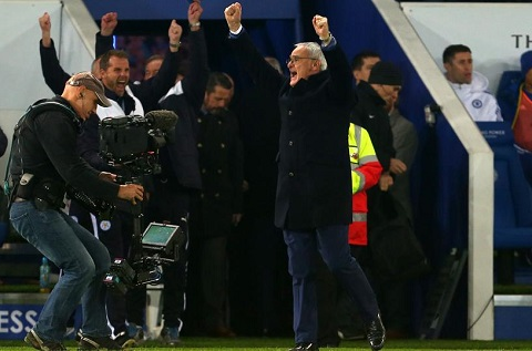 Hien tuong Premier League Leicester cua Ranieri bay cao den khi nao hinh anh