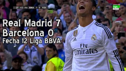 VIDEO SOC Real Madrid thuc ra thang Barca den  7-0 o El Clasico moi day hinh anh