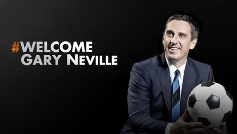 Valencia se la buoc dem de Gary Neville tro ve Man Utd hinh anh