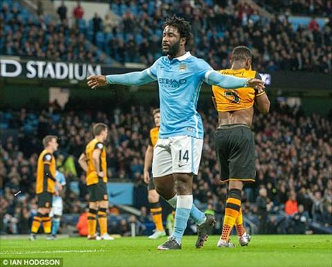 Video clip bàn thắng: Man City 4-1 Hull City (Tứ kết cúp Liên đoàn Anh 2015/2016)