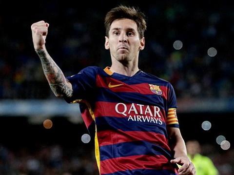 Messi nam chac phan thang o QBV FIFA