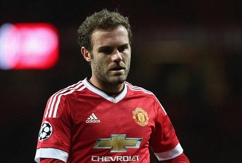 tien ve Juan Mata hinh anh 2