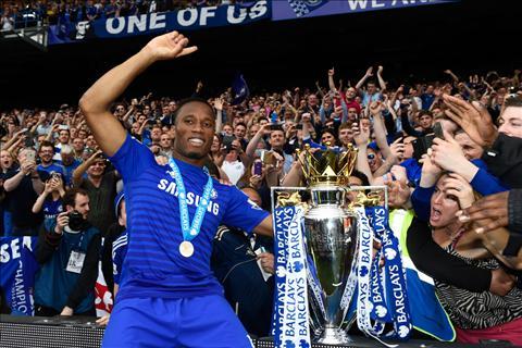 Jose Mourinho tiết lộ thương vụ Chelsea mua Didier Drogba hình ảnh