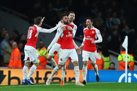 Muon vo dich, Arsenal khong nen chi biet cay nho Mesut Ozil hinh anh 2