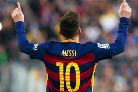 Top 10 ban thang dep nhat cua ngoi sao Messi trong nam 2015 hinh anh