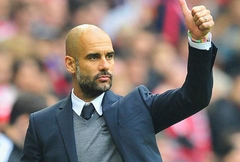 HLV Pep Guardiola muon Man City mua Ander Herrera hinh anh