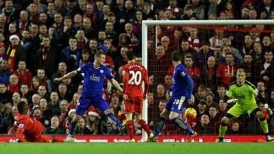 Liverpool 1-0 Leicester