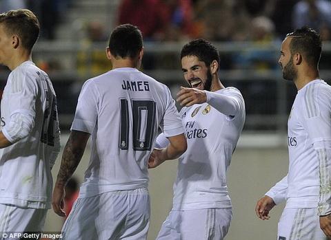 Cadiz 1-3 Real Madrid Chien thang nhe nhang cua doi B hinh anh 2