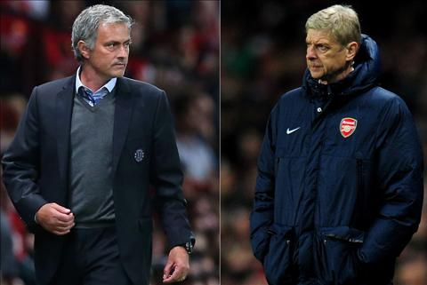 Wenger nhan Mourinho ngung keu ca ve lich thi dau hinh anh