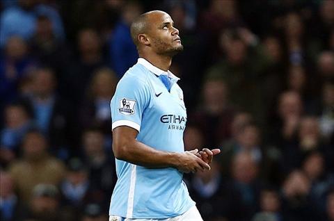 Khong Kompany, Man City kho vo dich Premier League hinh anh 2