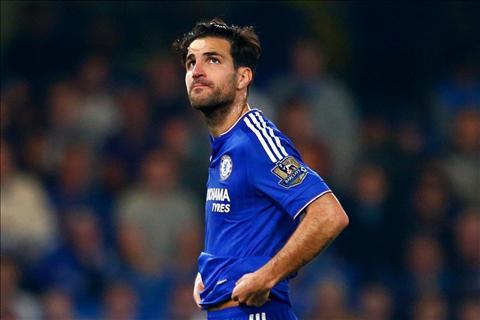 Nhan vien an ninh o Chelsea bi sa thai vi dam goi Fabregas la  ran ret hinh anh