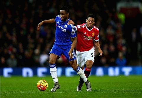 Mikel M.U vs Chelsea