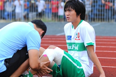 Tuan Anh chinh thuc bi loai khoi danh sach U23 Viet Nam hinh anh