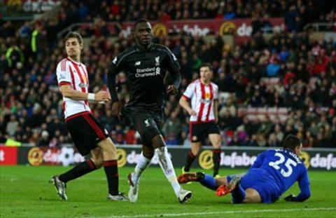 Video clip ban thang Sunderland 0-1 Liverpool (Vong 19 Premier League 201516) hinh anh