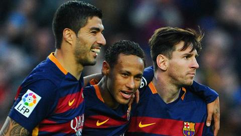 Barca cong bo danh sach du FIFA Club World Cup 2015 hinh anh