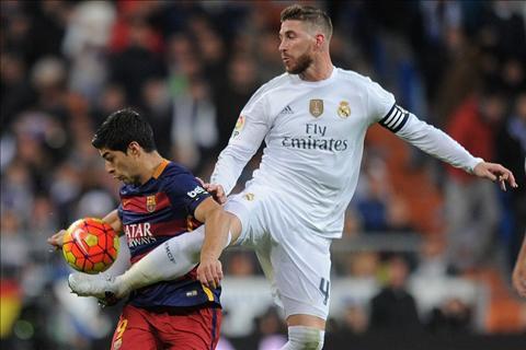 Hau ve Sergio Ramos dinh chan thuong hinh anh 2