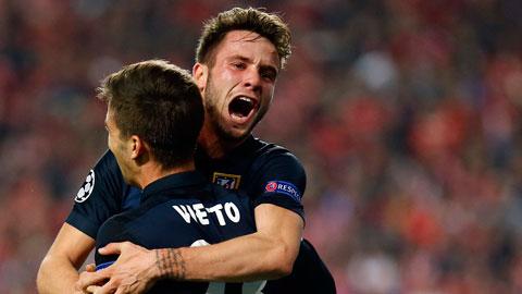 Bang C Champions League 20152016 Atletico doat ngoi dau, Galatasaray du Europa League hinh anh