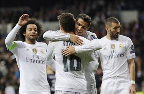 Man trinh dien di vao lich su Champions League cua Ronaldo o tran Real 8-0 Malmo hinh anh