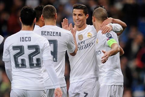 Real Madrid 10-2 Vallecano Tien ve Gareth Bale co cu poker dau tien hinh anh