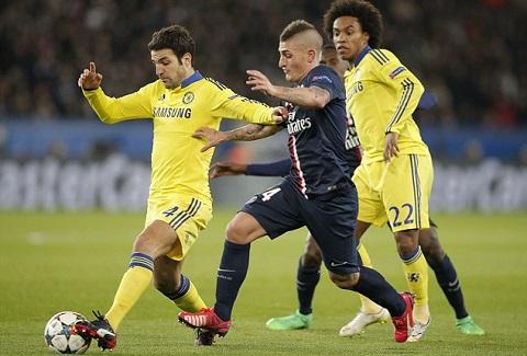 Chelsea vs PSG Doi khach tu tin loi nguoc dong hinh anh